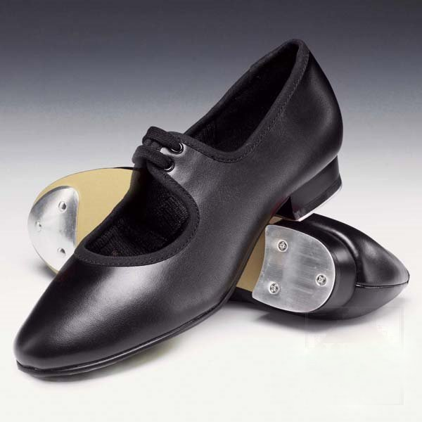 Ballet Toe Shoes With Taps