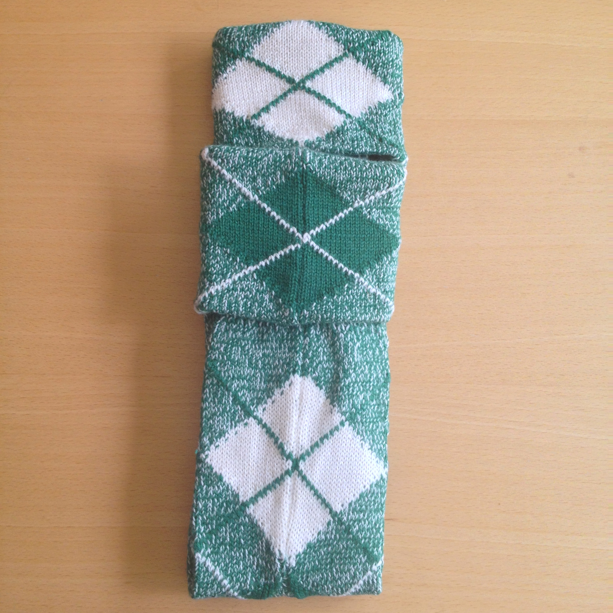 Knitting Pattern For Highland Dance Socks : Highland Dancing Hose (Socks) - Emerald Green - Small